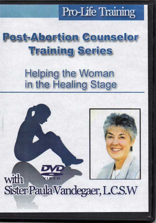 Post-Abortion Counselor Training Series
