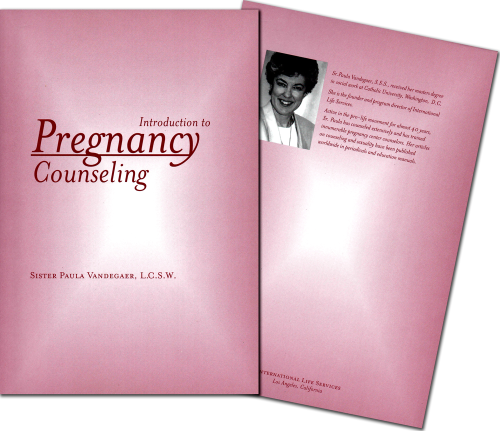 Pregnancy Counseling Book Cover